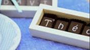 Caixa de chocolate personalizado