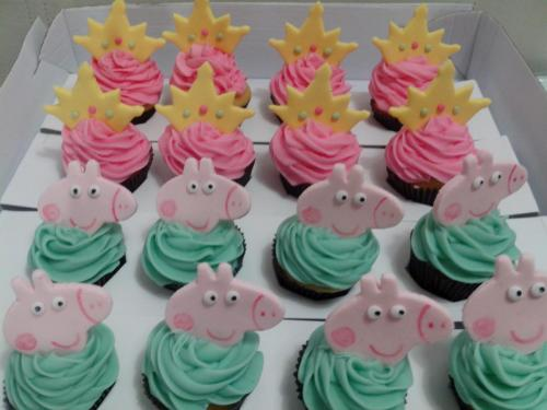 Mini cupcake personalizado