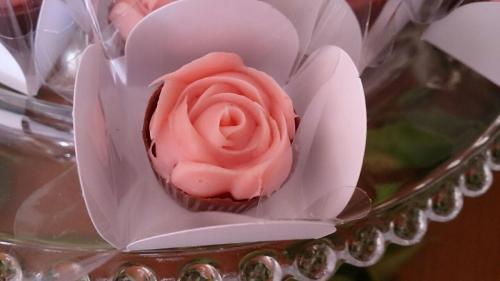 Docinho de rosa